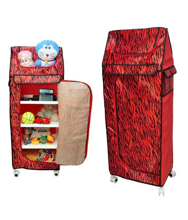 Buy Attractive Folding Cloth Almira For Kids online