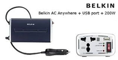 Buy Belkin 200w Ac Anywhere And USB Port online