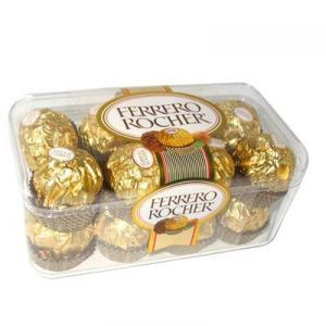 Buy Ferraro Rochor Box 16pcs Chocolate online