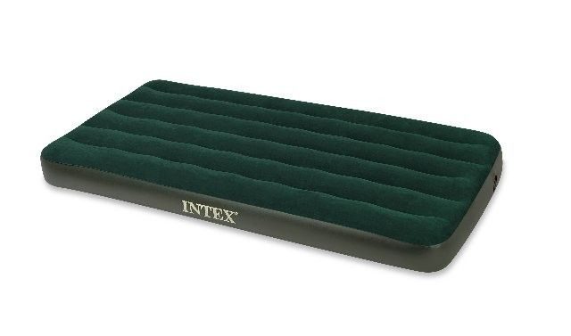 Buy Intex Twin Prestige Downy Camping Bed With Portable Electric Pump online