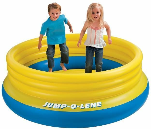 Buy Intex Branded Jump-o-lene Trendy Ring Bounce Jumpolene online