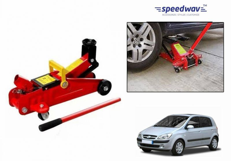 Buy Speedwav 2 Ton Hyrdaulic Trolley Jack Hyundai Getz Online Best