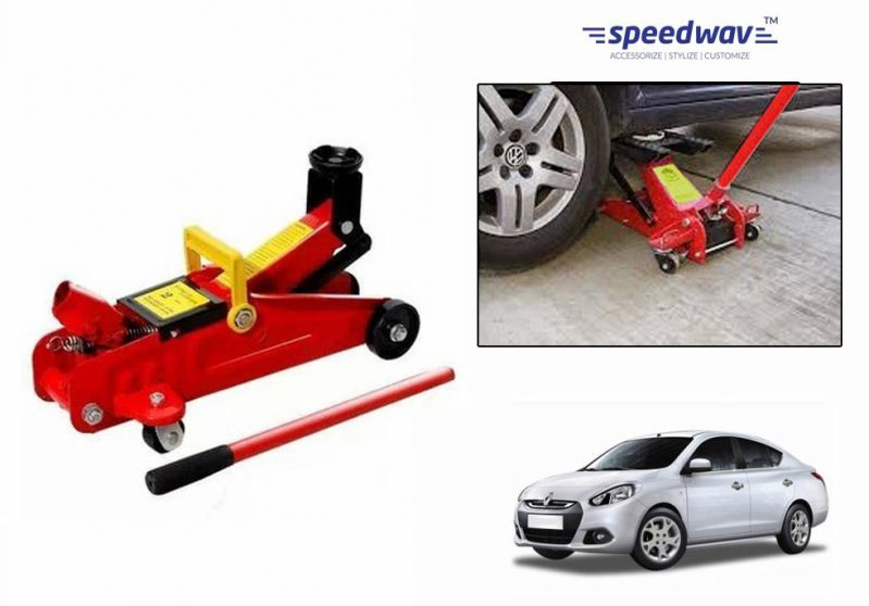 Buy Speedwav 2 Ton Hyrdaulic Trolley Jack-renault Scala online
