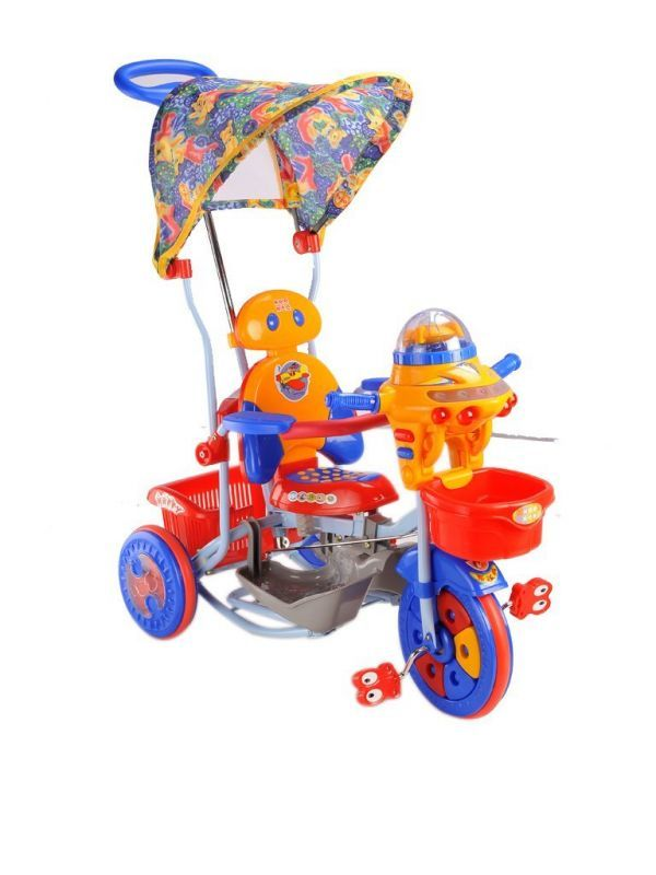 Buy Mee Mee Baby Tricycle (with Canopy) online