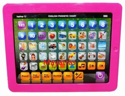 Buy Kid's Fun Learning Touch Screen Tablet Toy online