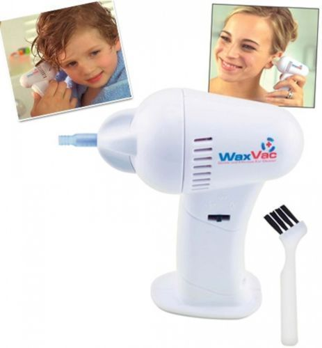 Buy Waxvac Ear Cleaner Wax Cleaner Removal Cordless Safe Easy To Use Js online