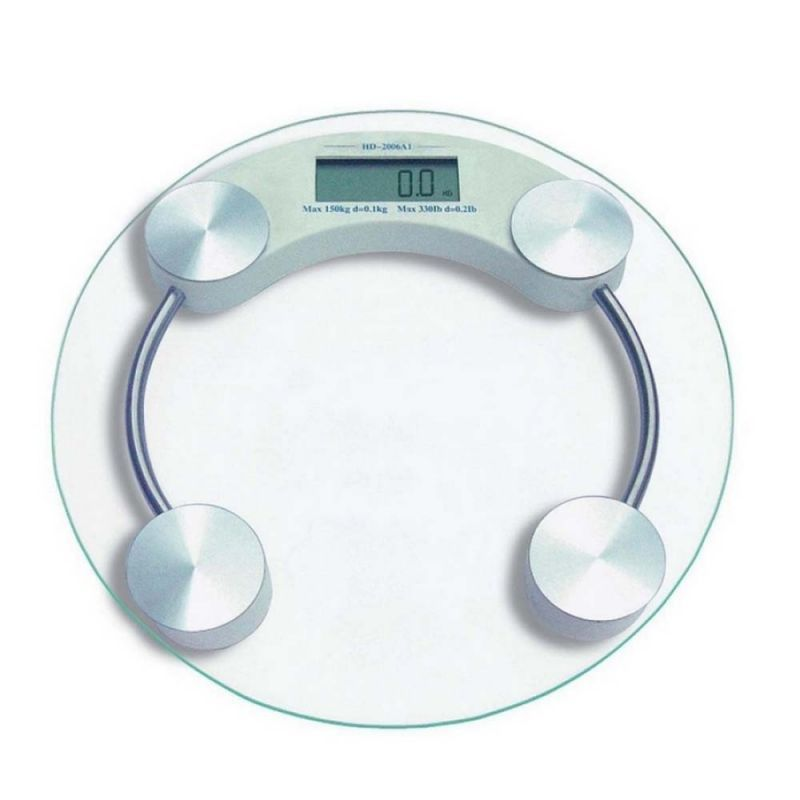 Buy Kshealthcare White Digital Personal Bathroom Weighing Scale Machine 150 Kg online