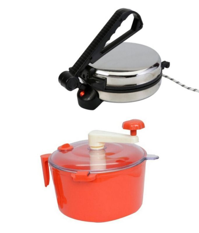 Buy Banson Roti Maker With Dough Maker online