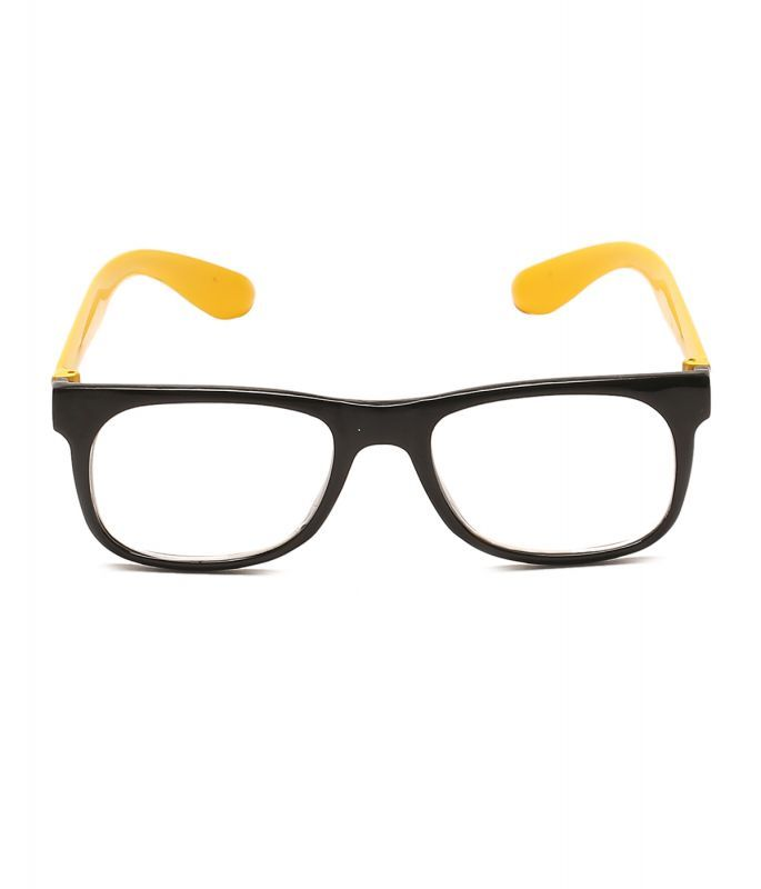 Buy Camerii Yellow & Black Frame Sunglasses online