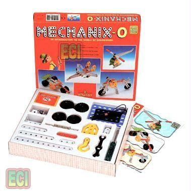 Buy 98pcs Metal Mechanix 0 Engineering Toy Set Age 7 online