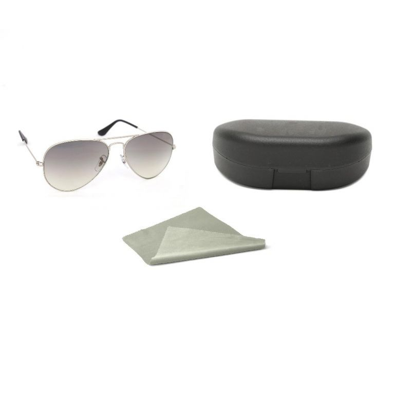 Buy Jewel Fuel Stylish Grey Aviator Sunglasses online