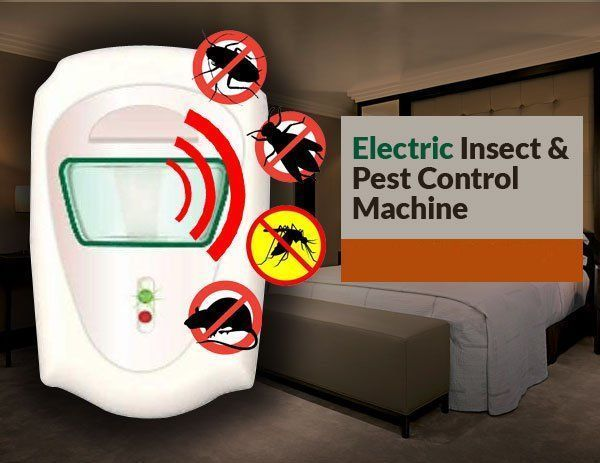 Buy Electronic Insect & Mosquito Killer Machine With Air Purifier Technology online