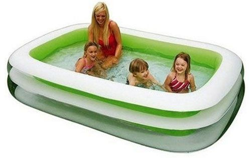 Buy Swim Center Family Pool Inflatable Pool Perfect Gift For Children Happy Bir online