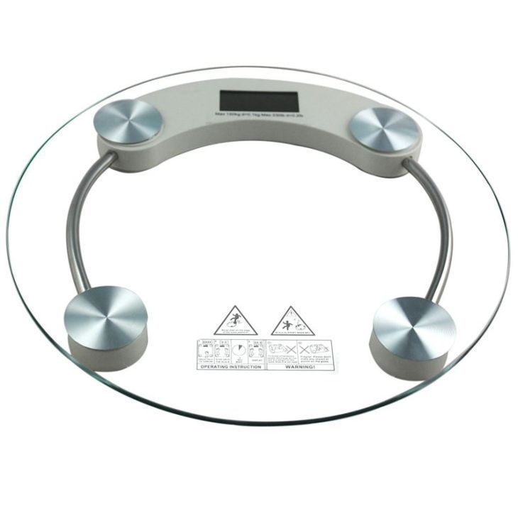 Buy Multicolour New Home-use Electronic Personal Weighing Scale - Nhsle1 online