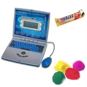 Buy Superslim 22 Educational Activities Talking Kids Laptop online