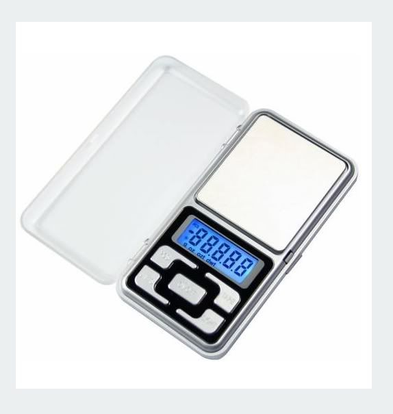 Buy Jewellery Gems 0.01-200gm Pocket Digital Weighing Scale online
