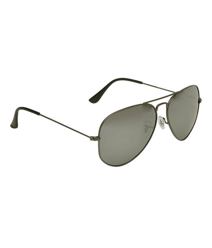 Buy Hawai Metallic Black Polarised Aviators online