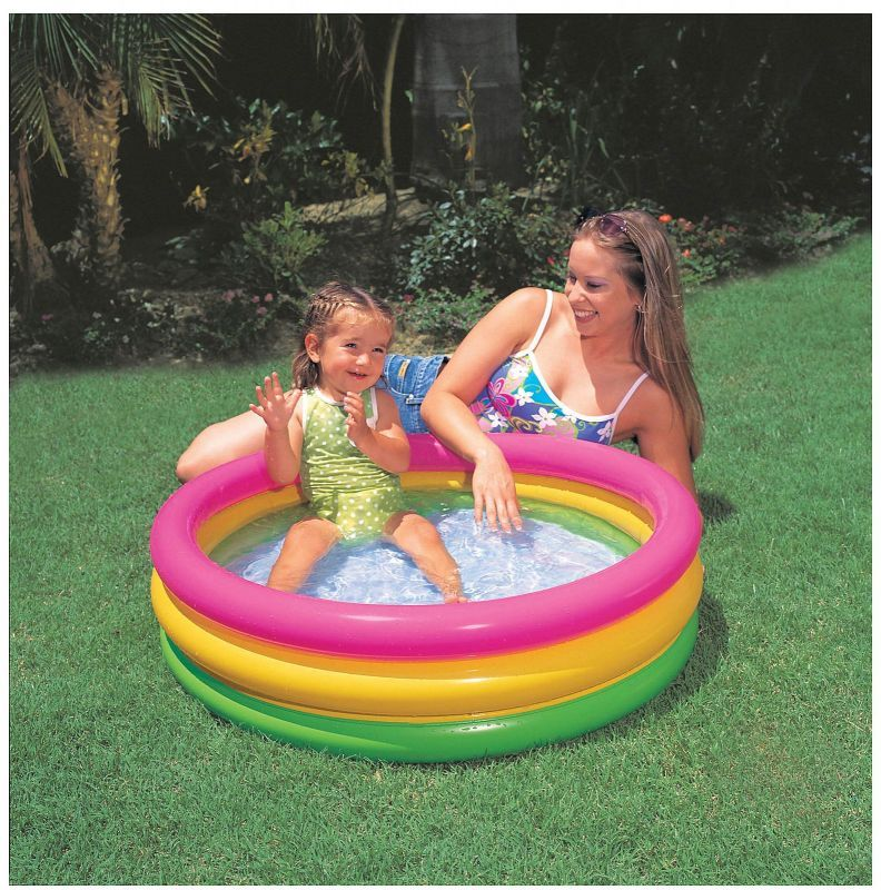 Buy Intex Inflatable Baby Swimming Pool 2 Feet online
