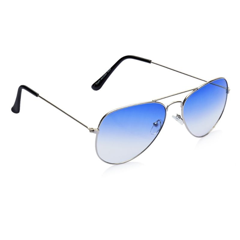 Buy Vicbono Blue Aviator Sunglasses For Men- online