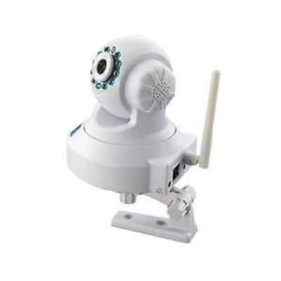 Buy Wireless Camera WiFi IP Camera Network Camera,micro Sd, Pan-tilt, Night Vis online