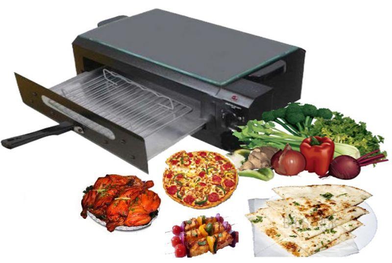 Buy Mini Electric Tandoor - Enjoy Tandoori Food At Home online