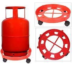 Buy Cylinder Trolley With Free 4in1 Multipurpose Kitchen Tool online
