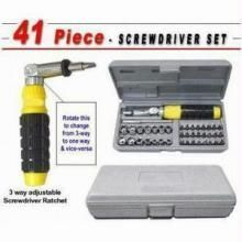 Buy 41 PCs Magnetic Toolkit Screw Driver Set online