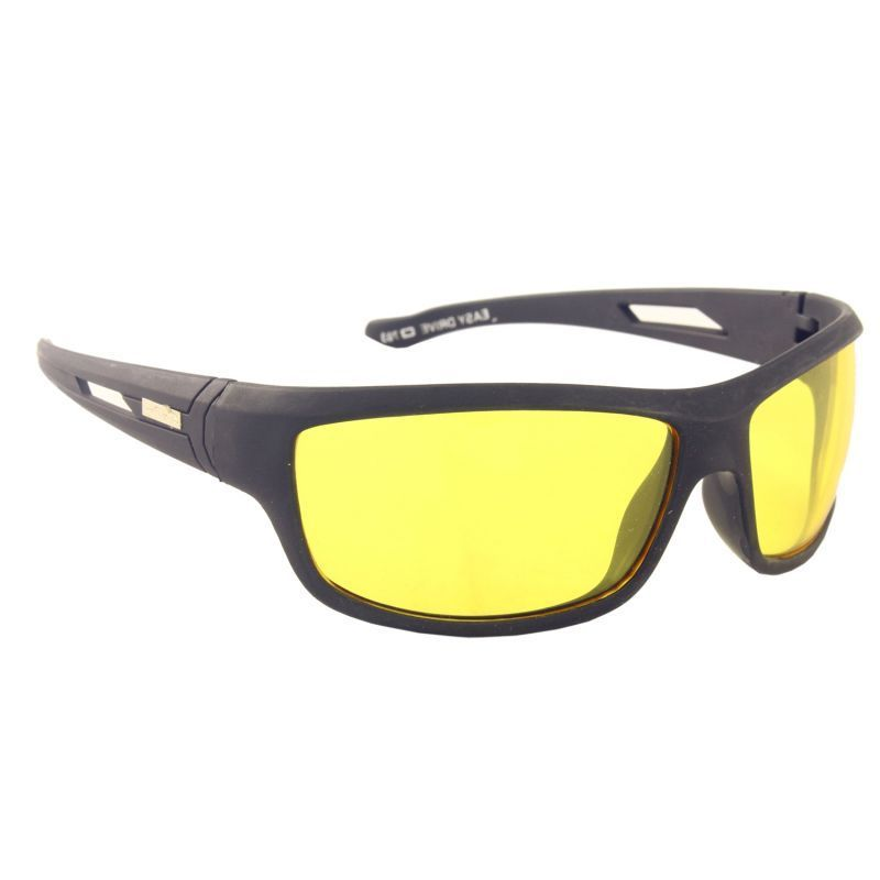 Buy Blue-tuff Night Driving Glare Night Vision Sunglass Goggles online