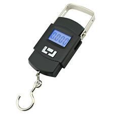 Buy 50kg Digital LCD Pocket Portable Hanging Kitchen Weight Weighing Scale online