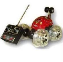 Buy Remote Controlled Over Turn Champions Stunt Car online