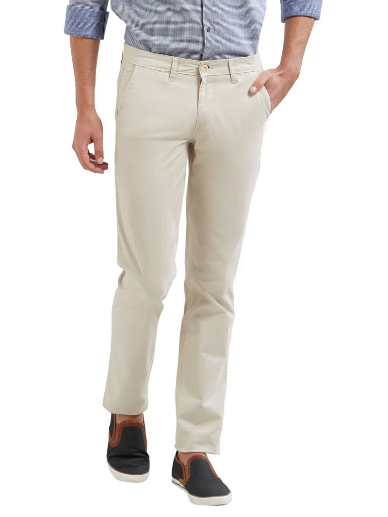 Buy Solemio Cotton Lycra Chino For Mens (code - A17tr1033ebe) online