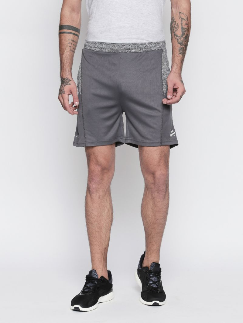 Buy Fitz Grey Shorts For Mens online