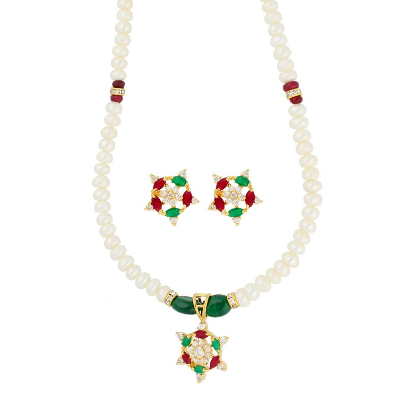 Buy Encouraged Pearl Necklace online