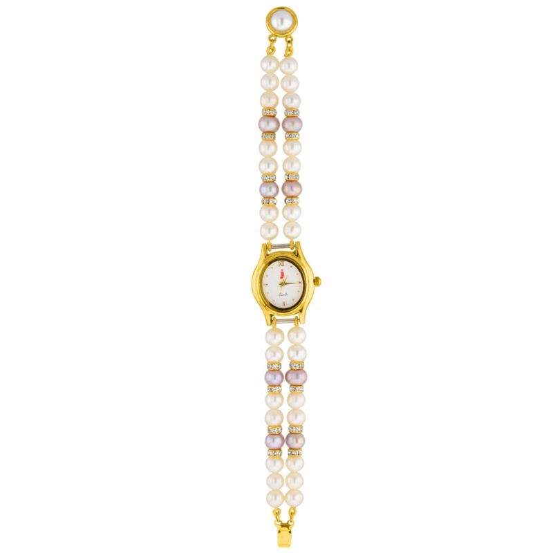 Buy Sri Jagdamba Pearls Fairy Pearl Watch online