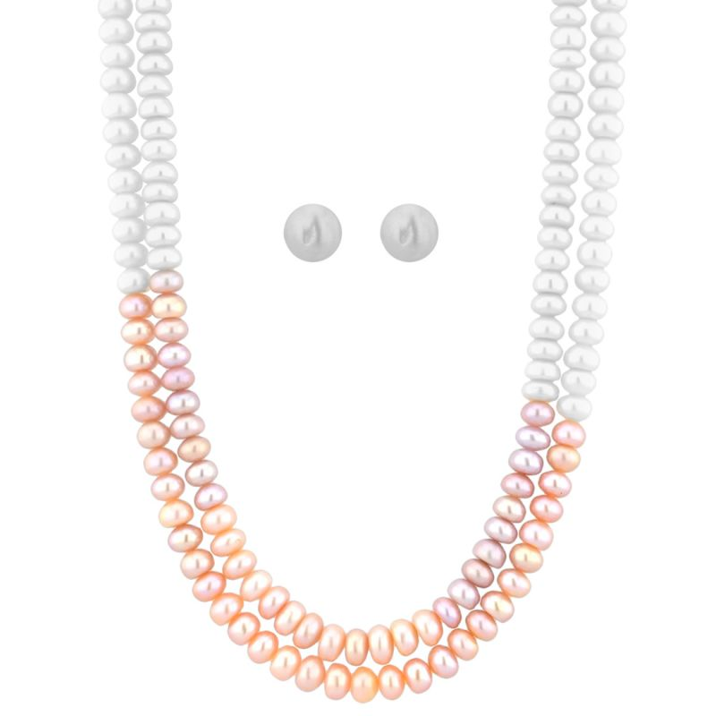 Buy Jpearls Rainbow Necklace online