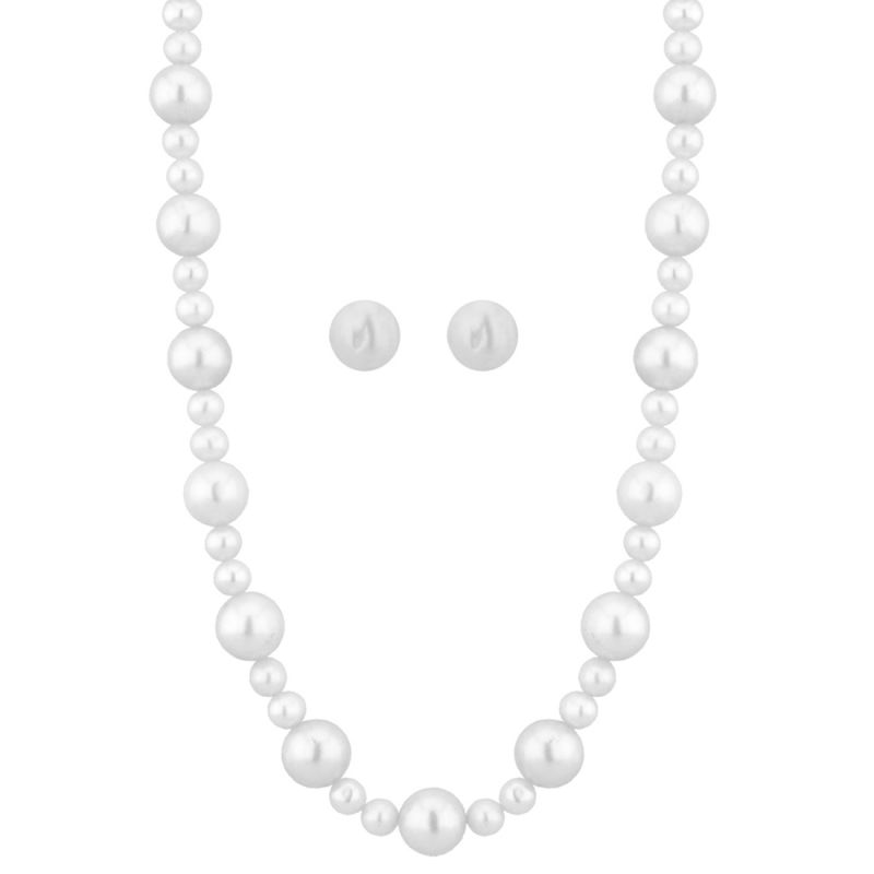 Buy Jpearls Trinity Necklace online