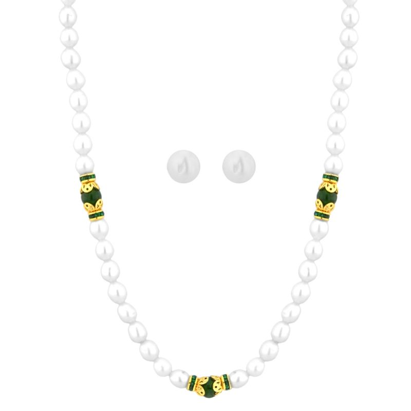 Buy Jpearls Nisha Pearl Set online