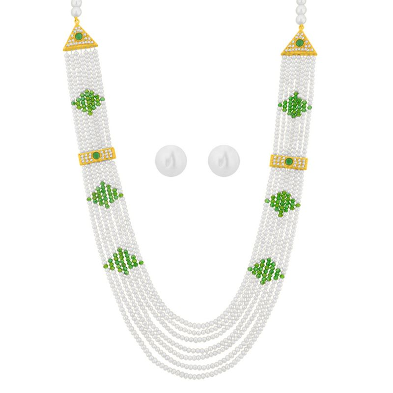 Buy Jpearls Rebecca Necklace Set online
