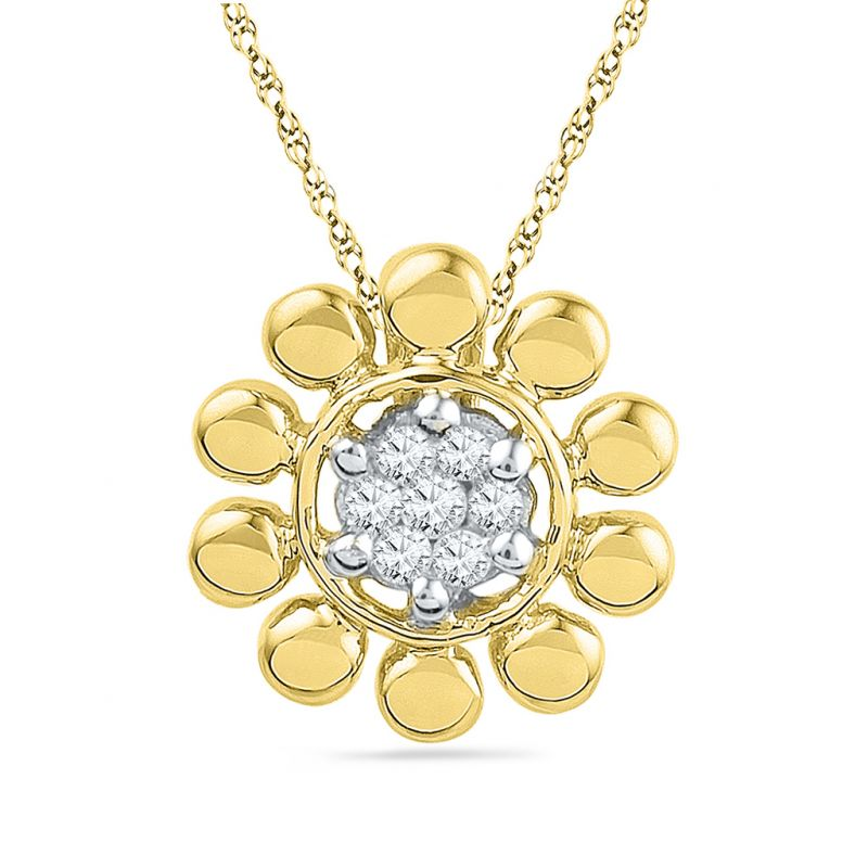 Buy Jpearls Glam Diamond Pendant online