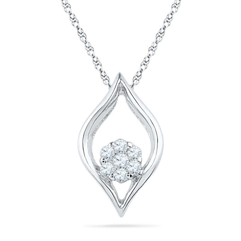 Buy Jpearls Adhira Diamond Pendant online