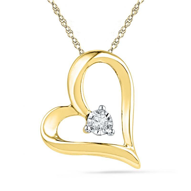 Buy Sri Jagdamba Pearls 18kt Gold & Diamond Pendant-ph019648 online