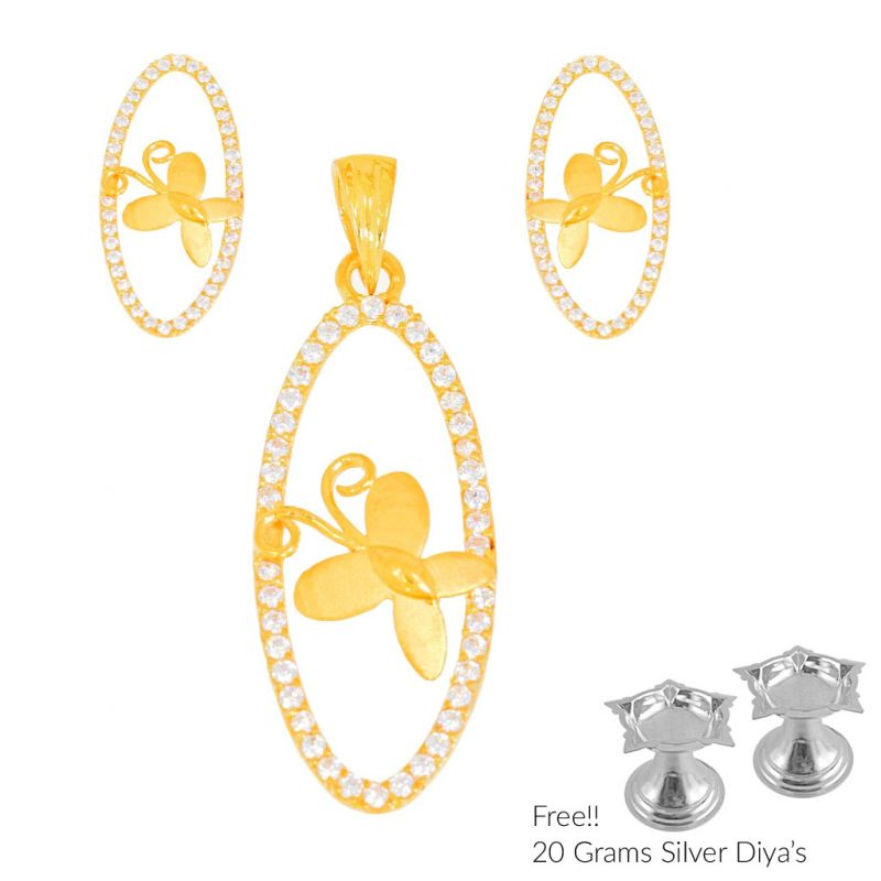 pendant product diamond flat peacock sets water gold