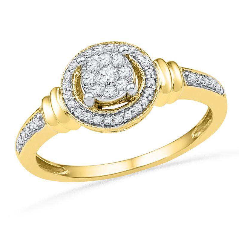 Buy Sakhi Diamond Finger Ring Code-rf125786-ss online