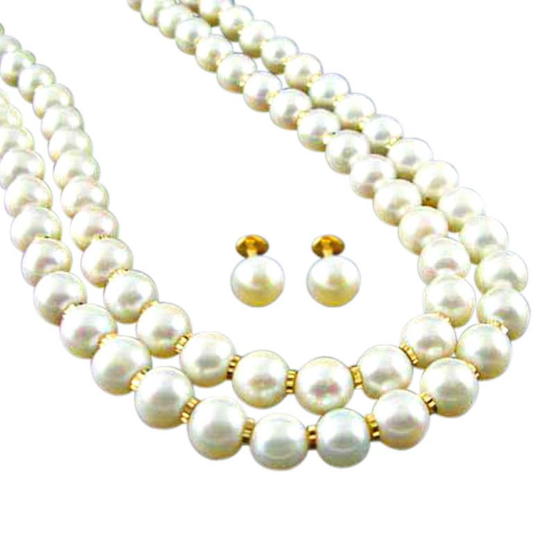 Buy Jpearls Dazzling Pearl Necklace online