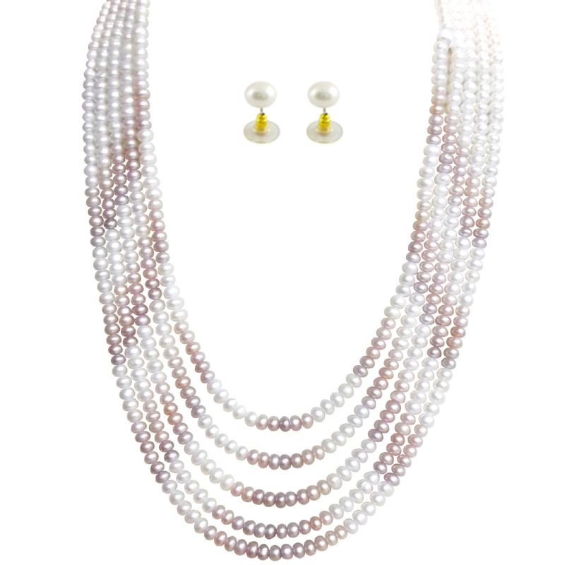 Buy Jpearls Love-some Pearl Set - Sjpjn-452 online