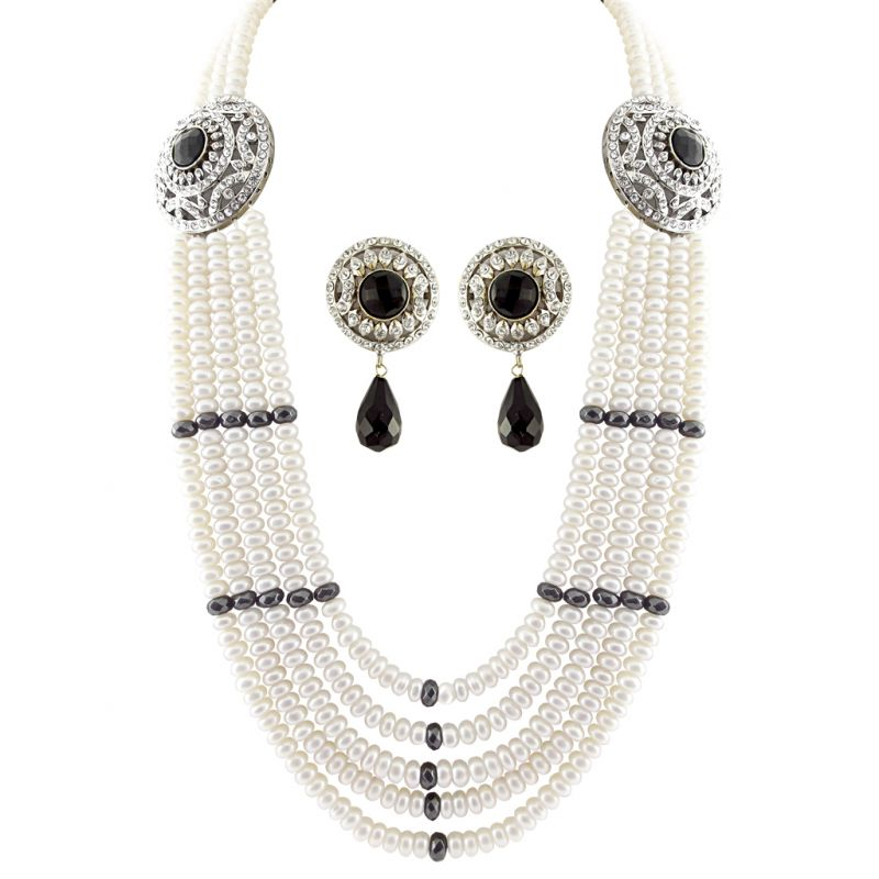 Buy Jpearls Wow Pearl Necklace online