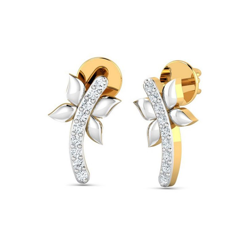 Buy Alina 0.09ct Diamond Earrings (ter10212580 ) online