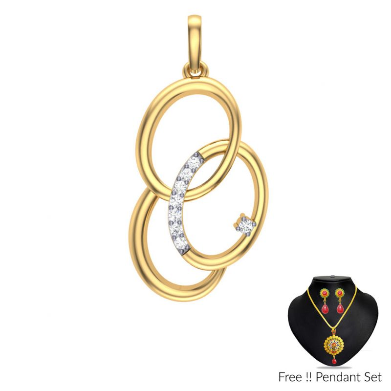 Buy 0.035ct Diamond Pendant Code-vap1330rk online
