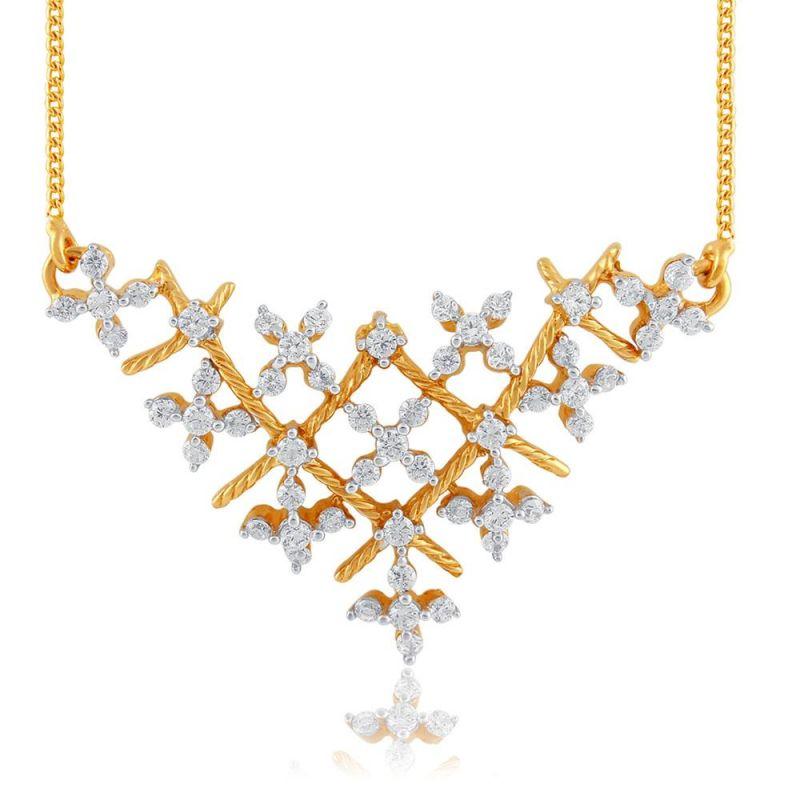Buy Gili Yellow Gold Diamond Tanmaniya Ypk189si-jk18y online