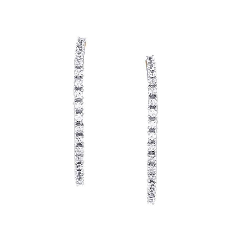 Buy Gili Yellow Gold Diamond Earrings online